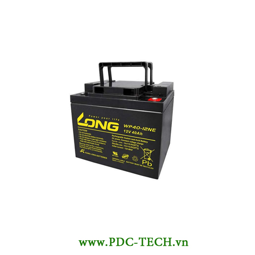 AC QUY LONG 12V 40AH WP40-12NE