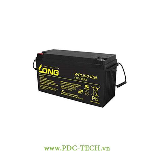 AC QUY LONG 12V-150AH, WPL150-12N