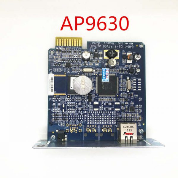 For-APC-power-smart-network-control-card-UPS-monitoring-card-AP9630