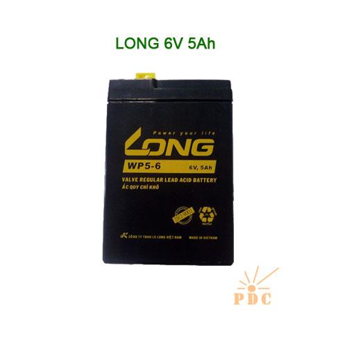 long 6V 5Ah